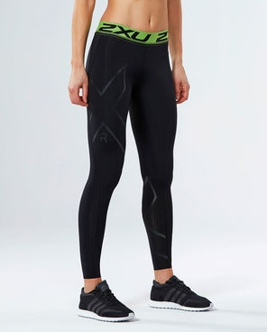 WOMEN REFRESH RECOVERY COMPRESSION TIGHTS