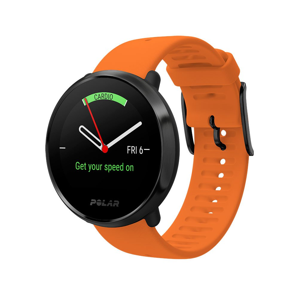 Polar Ignite Black Orange اسود واورانج