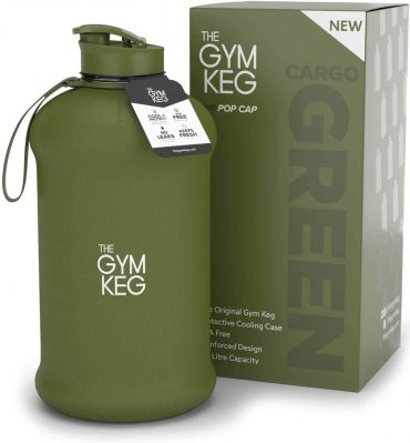 جالون ماء The Gym Keg زيتي